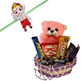 Kids Rakhi With Chocolate Hamper