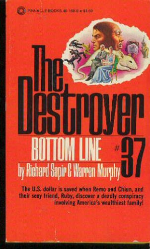 The Destroyer-Bottom Line #37 (The Destroyer Bottom LIne #37)