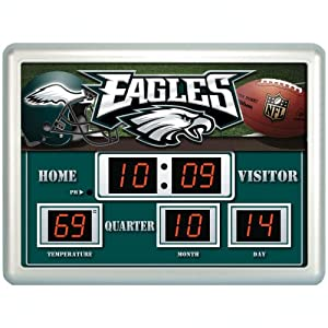 Buy Team Sports America NFL Scoreboard Clock