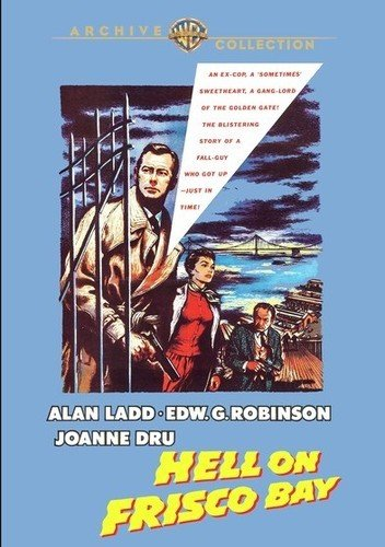 DVD : Hell On Frisco Bay (1955)