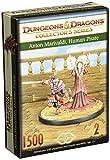 D&D Sundering Book 4 Anton & Umara 2 Fig Board Game