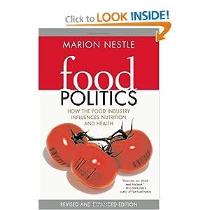 Food Politics - Marion Nestle