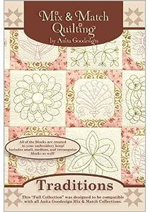 Anita Goodesign Embroidery Machine Designs CD TRADITIONS by Anita Goodesign