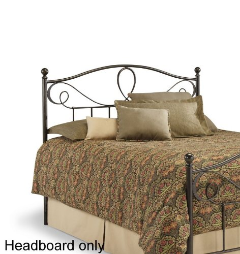 Leggett & Platt Fashion Bed Group Sylvania French Roast Headboard, Queen, Brown