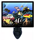 Tropical Fish Night Light - Undersea Fantasy - LED NIGHT LIGHT