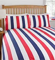 Britannia Striped Bedset [T35-1953Q-S]