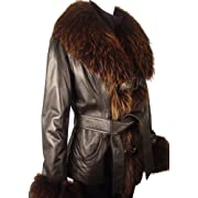 Paccilo 4002 PETITE Size ULTRA SOFT PREMIUM Grade Real Lambskin Short Leather Jacket