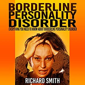 Borderline Personality Disorder Audiobook