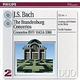 Bach, J.S.: The Brandenburg Concertos etc