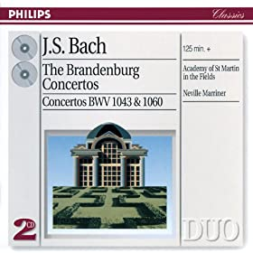 Bach, J.S.: The Brandenburg Concertos etc