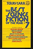 BST SCI FI OF YEAR #7 (0345273389) by Carr, Terry