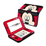 Mickey Face Design Protective Decal Skin Sticker for Nintendo 3DS XL (2014)(High Gloss)