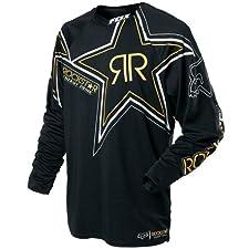Fox 360 Rockstar Matte Gentlemen black black (Size: XXL) Downhill Jersey