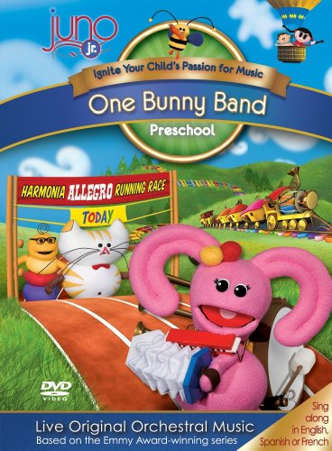 Juno Jr.— One Bunny Band
