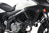 HEPCO&;BECKER(ヘプコアンドベッカー) エンジンガード スチール ブラック V-STROM[V-ストローム](12-) 502309-0001