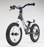 TykesBykes 12 Inch Balance Bike Purple by TykesBykes