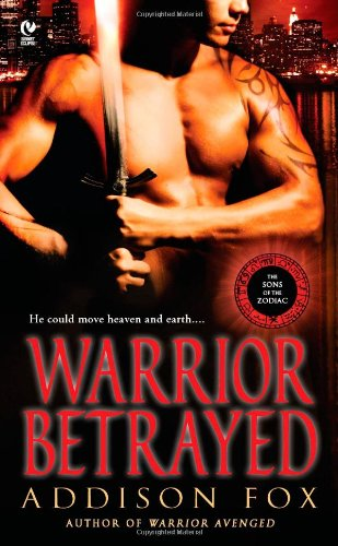 Image of Warrior Betrayed (The Sons of the Zodiac, Vol. 3)