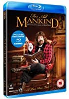 WWE: For All Mankind - The Life And Career Of Mick Foley [Blu-ray]