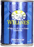 Wellness, Dog Food Fish & Potato 12.5 oz