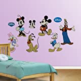 Amazing Disney Mickey Mouse and Friends Wall Decals by Fathead