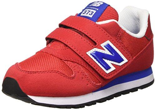 New Balance NBKV373RDP Scarpe Walking Baby Bambino, Rosso (Red Navy), 28 1/2