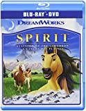 Spirit: Stallion of the Cimarron [Blu-ray] (Bilingual)