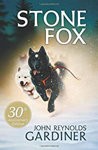 "Cover of ""Stone Fox"""