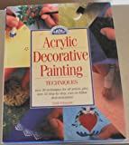 img - for Acrylic Decorative Painting Techiniques book / textbook / text book