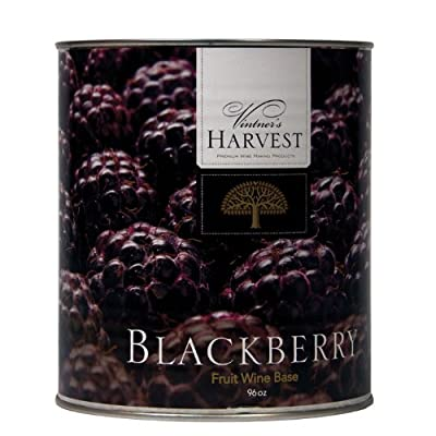 Blackberry (Vintner's Harvest Fruit Bases) 96 oz