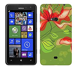 Wow Premium Design Back Cover Case For Nokia Lumia 625