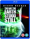 echange, troc The Day The Earth Stood Still [Blu-ray] [Import anglais]
