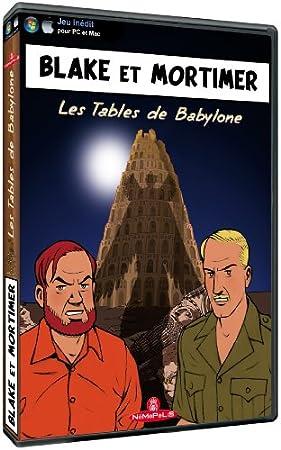 Blake et Mortimer : les tables de Babylone
