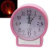 New Exclusive TABLE Car Dashboard Alarm CLOCK Stop Watch Timer Time With Night Light - 59
