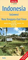 Sulawesi / Nusa Tenggara / Timor East nel.map