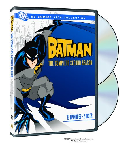 The Batman - The Complete Second Season Dc Comics Kids Collection by CW Television Network