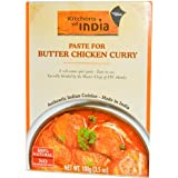 Kitchens of India Paste for Butter Chicken Curry, 3.5-Ounce Boxes (Pack of 6) ( Value Bulk Multi-pack)