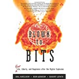 Blown to Bits: Your Life, Liberty, and Happiness After the Digital Explosionby Hal Abelson