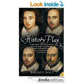 History Play: The Lives and After-life of Christopher Marlowe