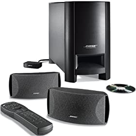 Bose® CineMate® Digital Home Theater Speaker System