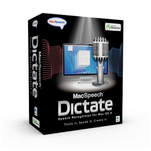 MacSpeech Dictate