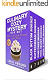 Culinary Cozy Mystery Box Set 2: Books 6-10 of the Frosted Love Series (Frosted Love Cozy Mysteries)