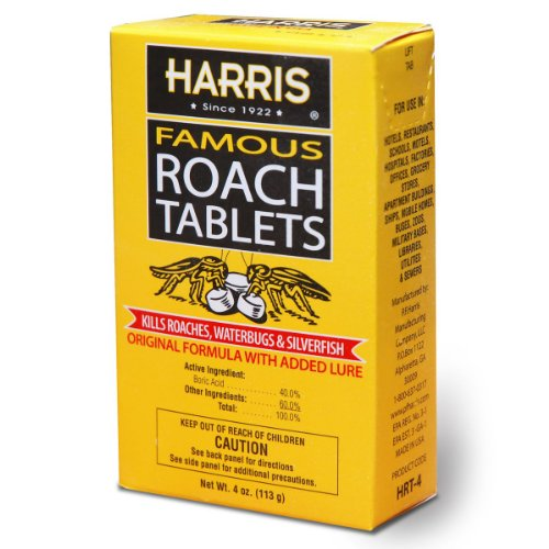 Harris Roach Tablets 4 oz (Roach Spray compare prices)