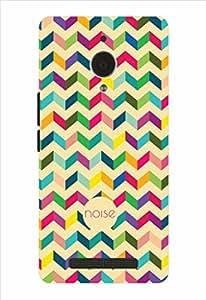 Asus Zenfone Go ZC500TG, Noise Designer Printed Hard Back Cover Case For Asus ZenFone Go (ZC500TG) - Multicolor