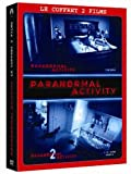echange, troc Paranormal Activity 1 & 2