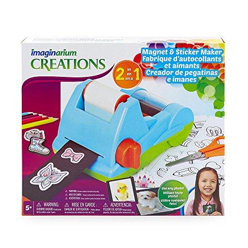Imaginarium 2 in 1 Magnet & Sticker Maker