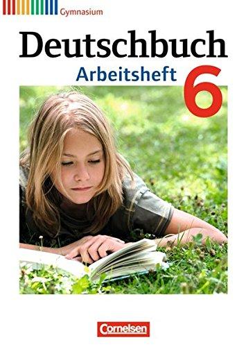 Deutschbuch 6. Schuljahr. Arbeitsheft mit L PDF