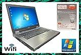 【Windows7搭載】【Microsoft Office2010H&B搭載】東芝 ノートパソコン DynaBook Satellite K30 series【CPU:Celeron2GHz以上/メモリ:2GB以上/HDD:80GB以上/ODD:DVD以上/無線LAN搭載】