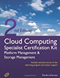 img - for Cloud Computing PaaS Platform and Storage Management Specialist Level Complete Certification Kit - Platform as a Service Study Guide Book and Online ... Certification Specialist - Second Edition book / textbook / text book