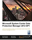 img - for Microsoft System Center Data Protection Manager 2012 SP1 book / textbook / text book