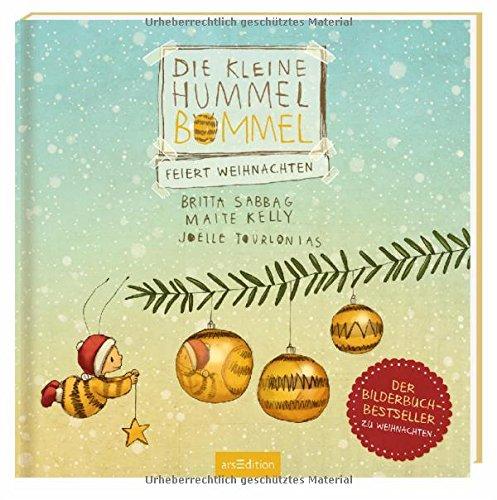 Die kleine Hummel Bommel feiert Weihnachten das Buch von Britta Sabbag - Preis vergleichen und online kaufen